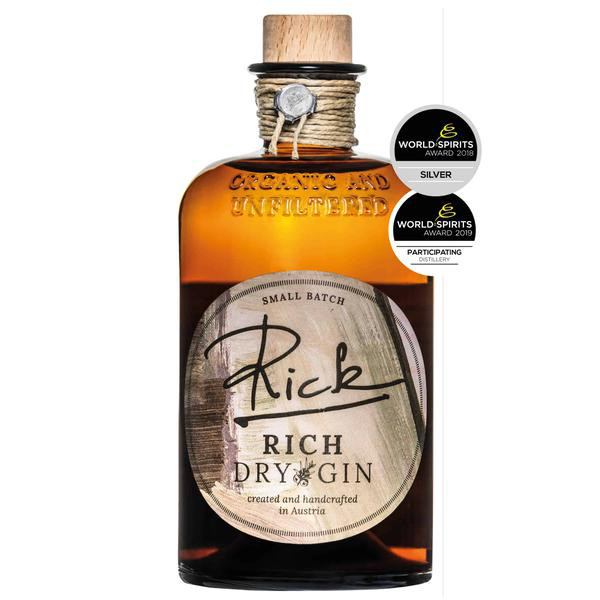 Rick RICH Gin (500 ml)