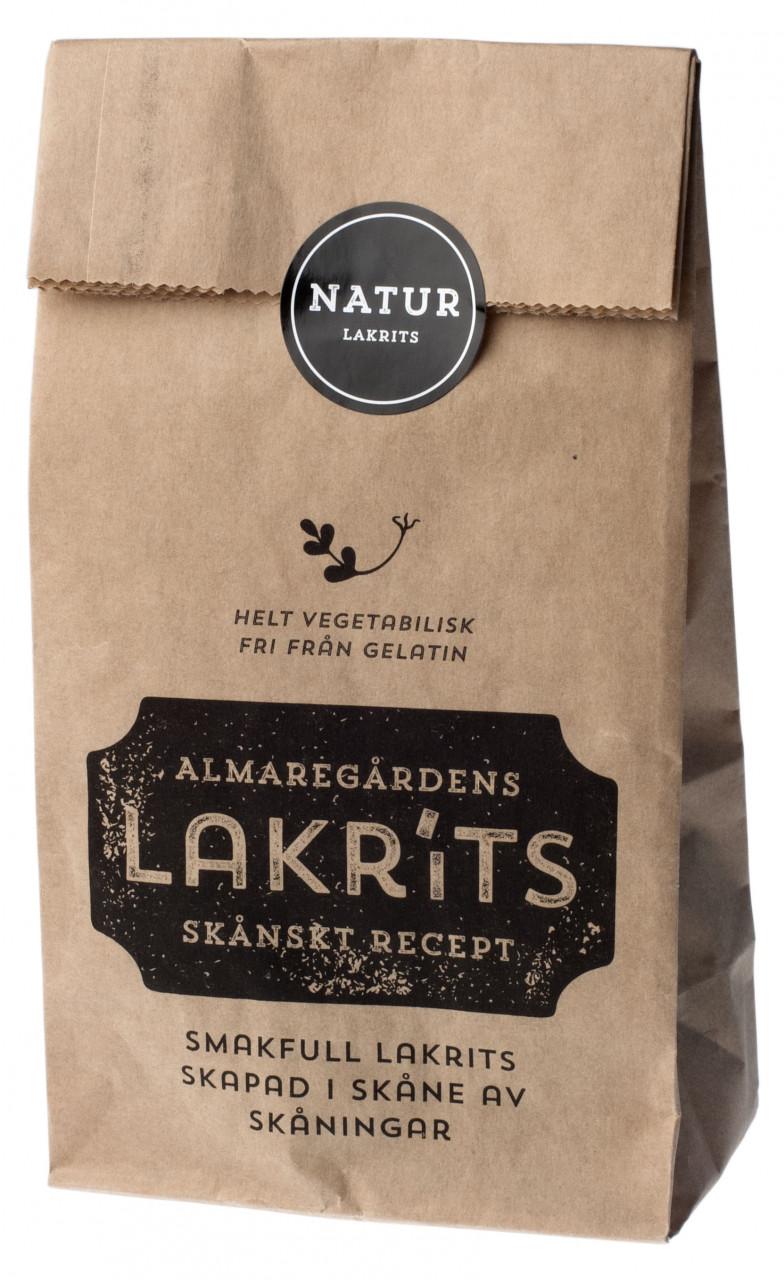 Almaregården Naturlakritze (150g)
