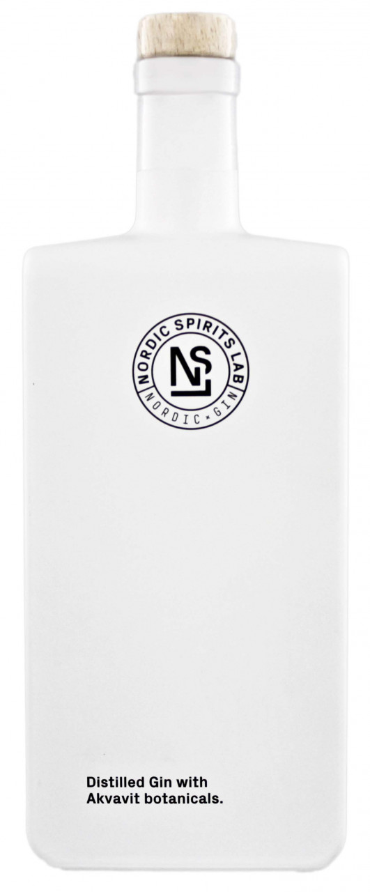 Nordic Spirits Lab Gin (500 ml)