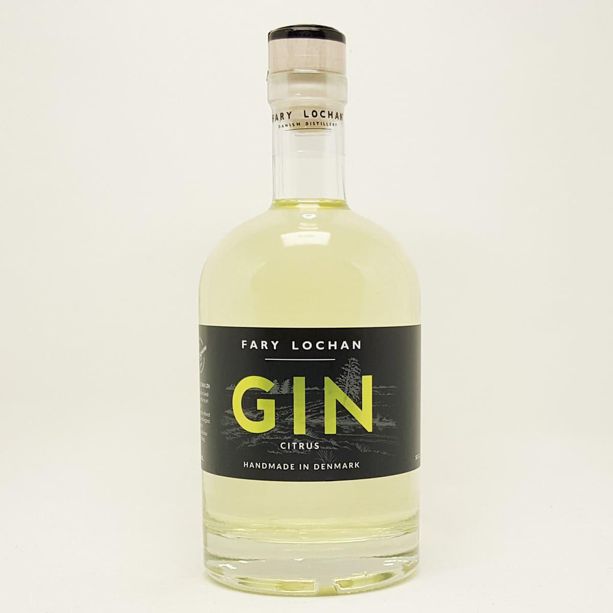 Dänischer Citrus Gin (500 ml)