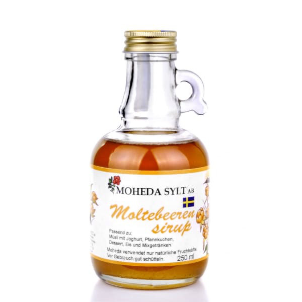 Moheda Sanddorn-Sirup (250 ml)