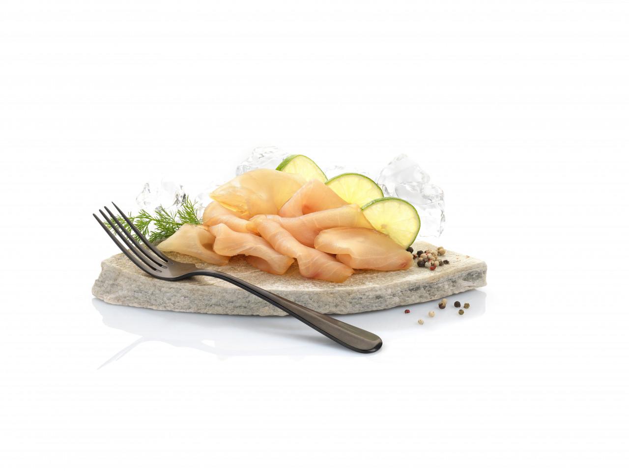 Deluxe, geräucherter Marlin (Speerfisch), geschnitten (300g)