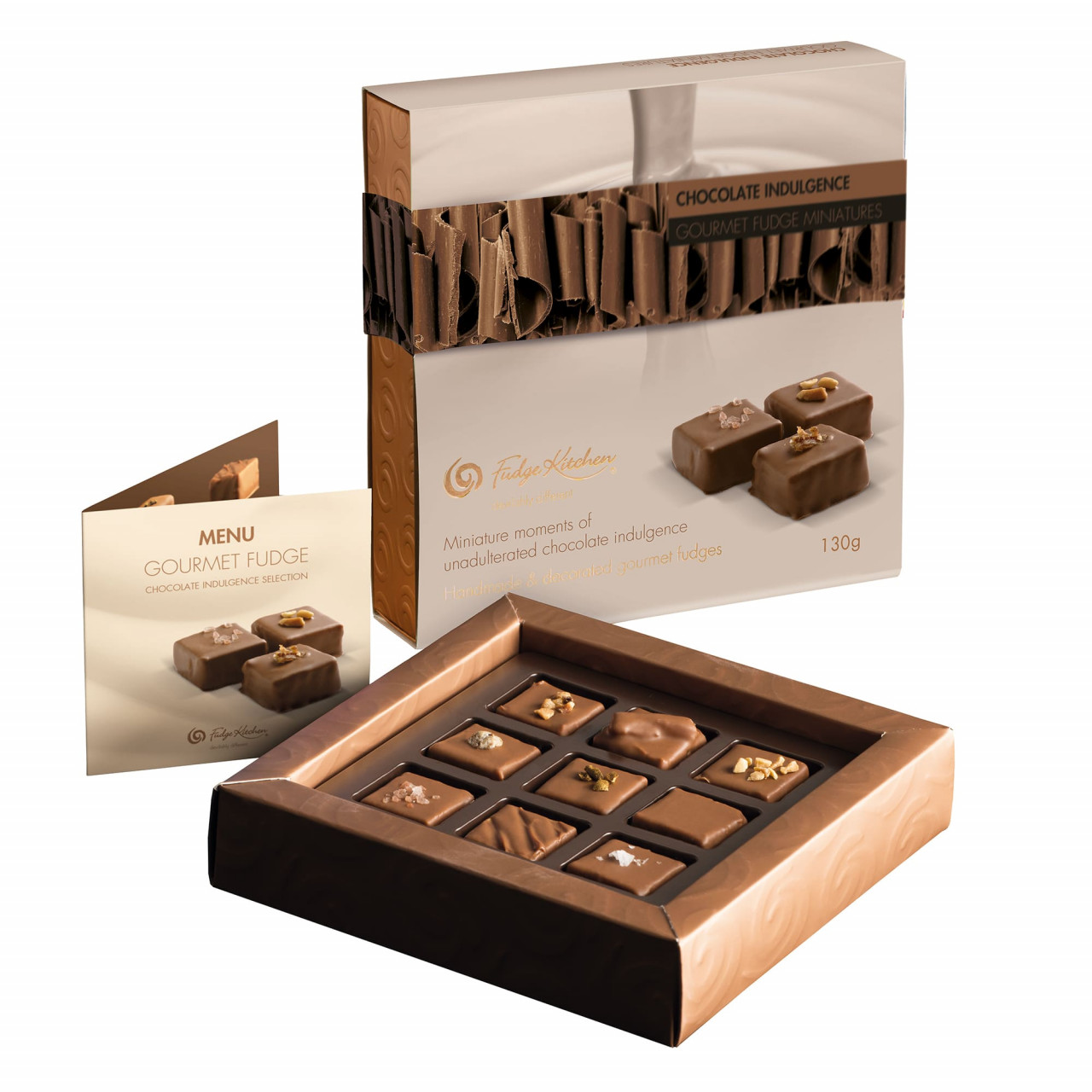Chocolate Enrobed Selection (130 g)