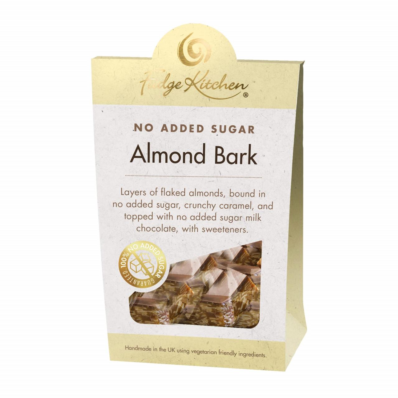 Sugar-Free Almond Bark (125 g)