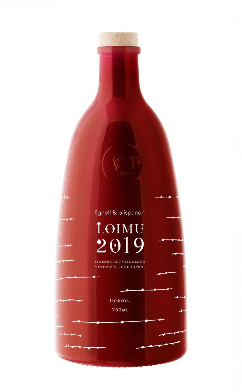 Loimu Arktischer Jahrgangsglögg 2019 (750 ml)