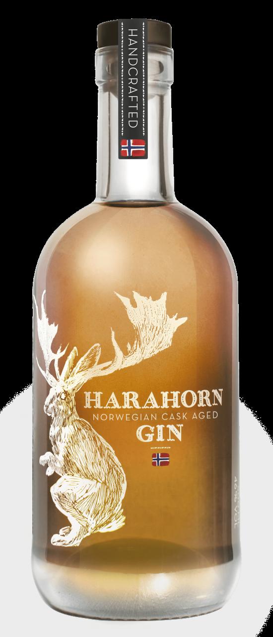 Harahorn Cask Aged Gin (500 ml)